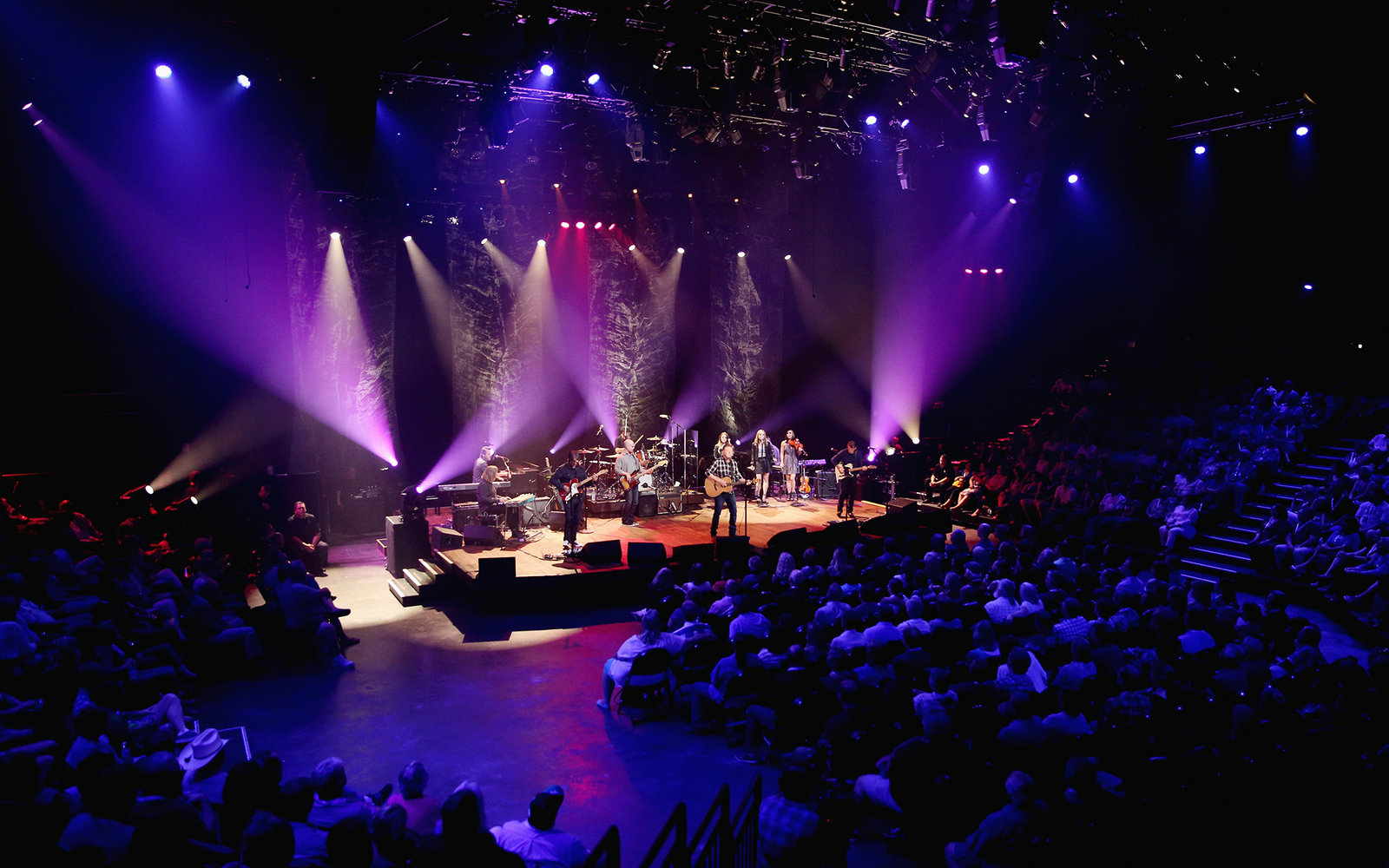Acl Live At The Moody Theater Travel Leisure