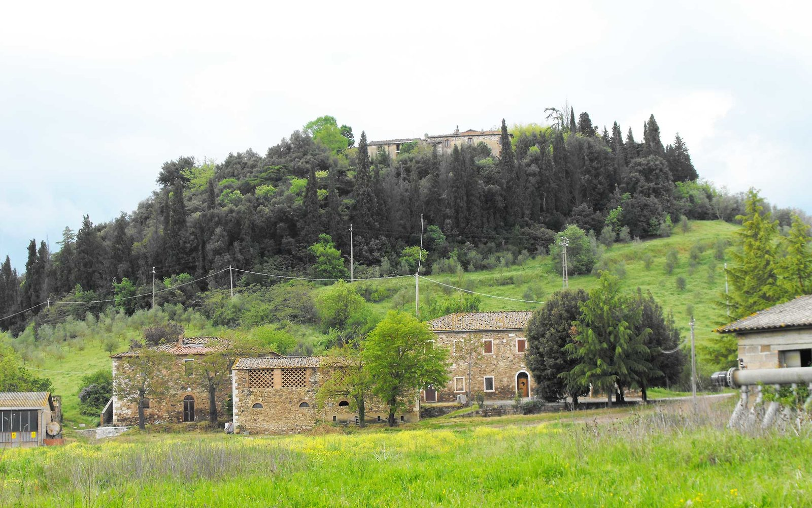 Poggio Santa Cecila for sale