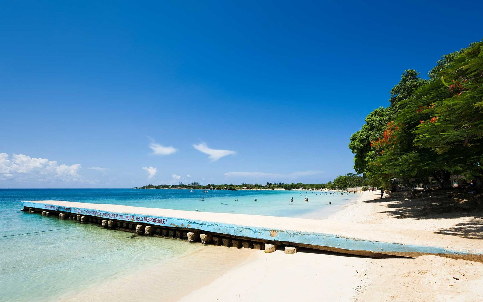 An51gg Puerto Seco Beach Discovery Bay Jamaica Caribbean West Ins Image