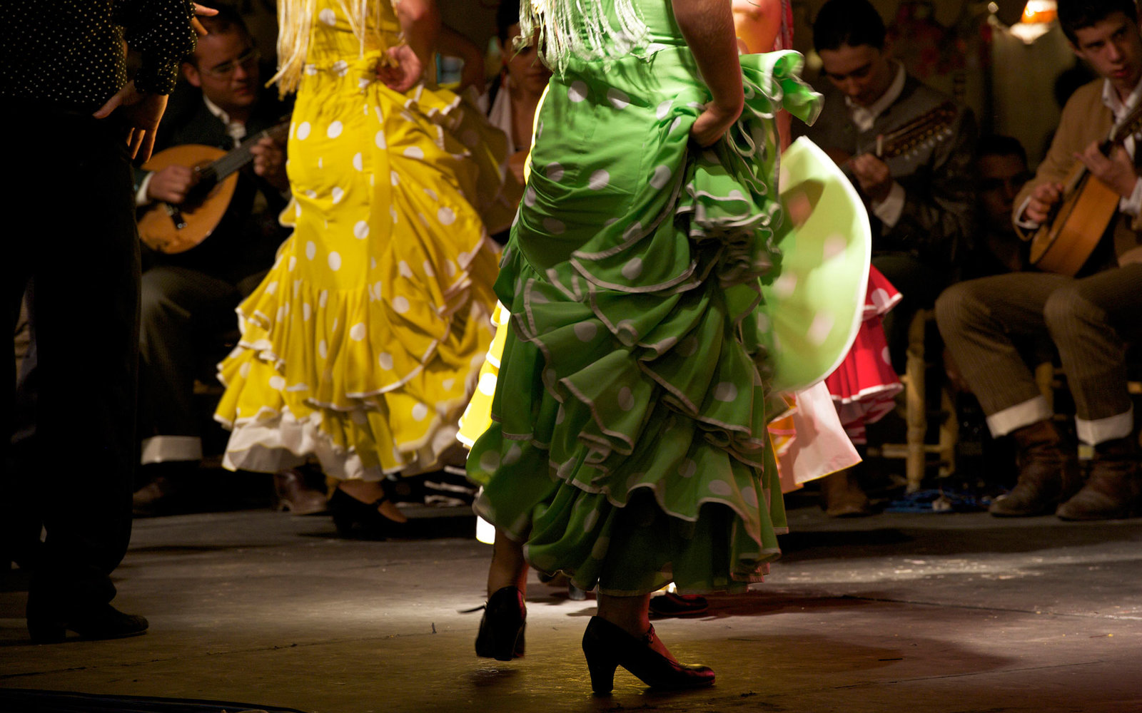 Flamenco Dance Spain Performance