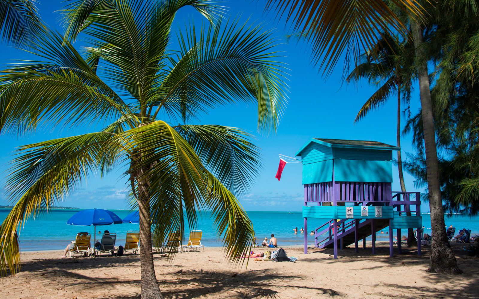 Best beaches in puerto rico travel leisure for Puerto rican