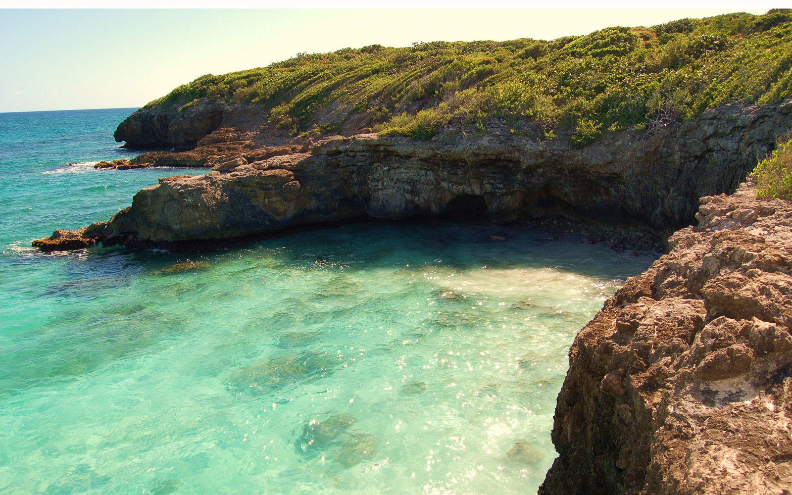 best beaches in puerto rico travel leisure