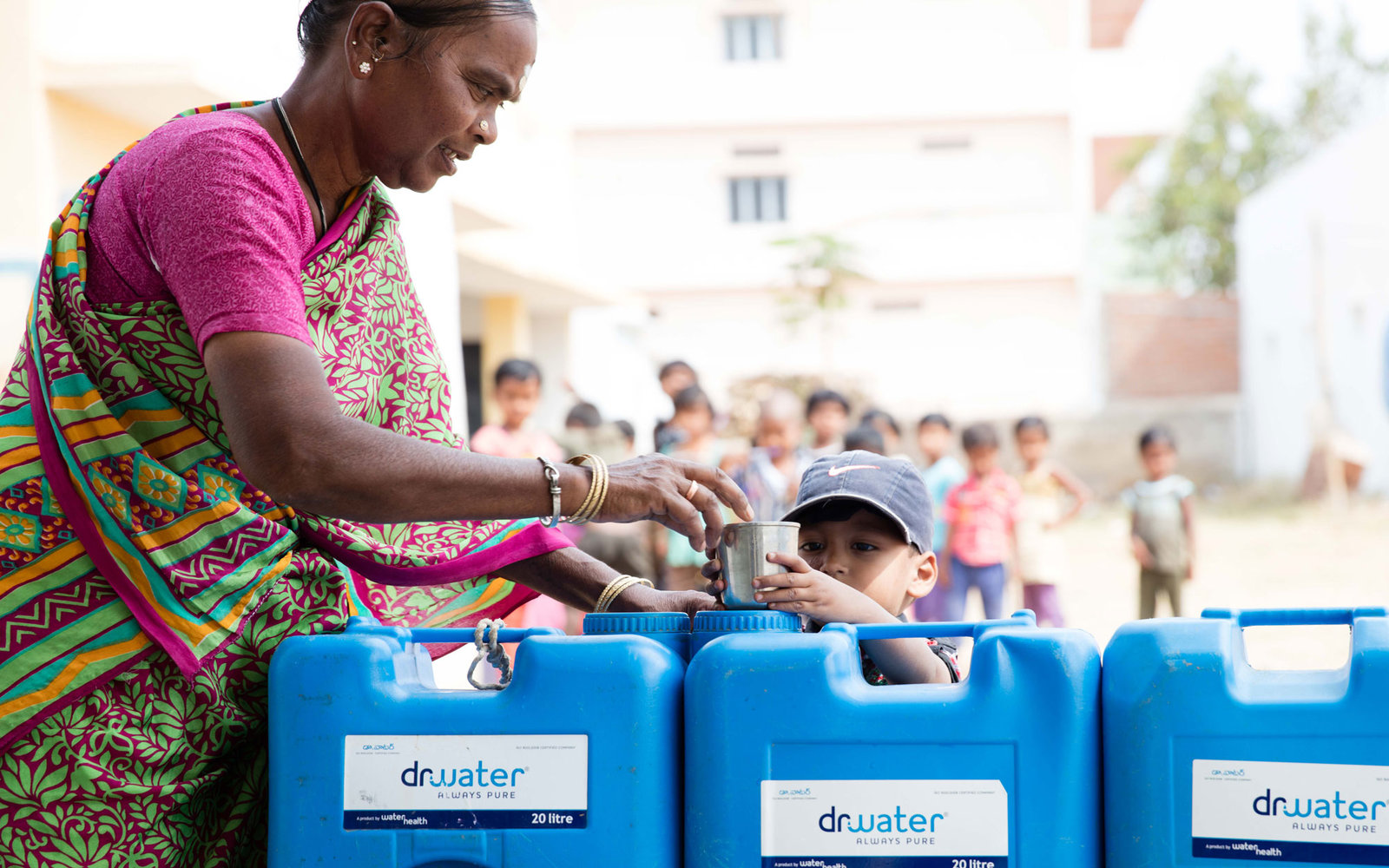 Water Charity Mumbai