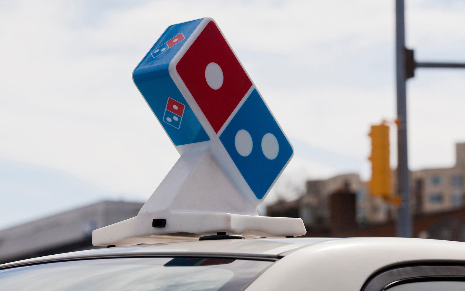 Man Steals a Pizza Delivery Car to Catch a Flight | Travel + Leisure