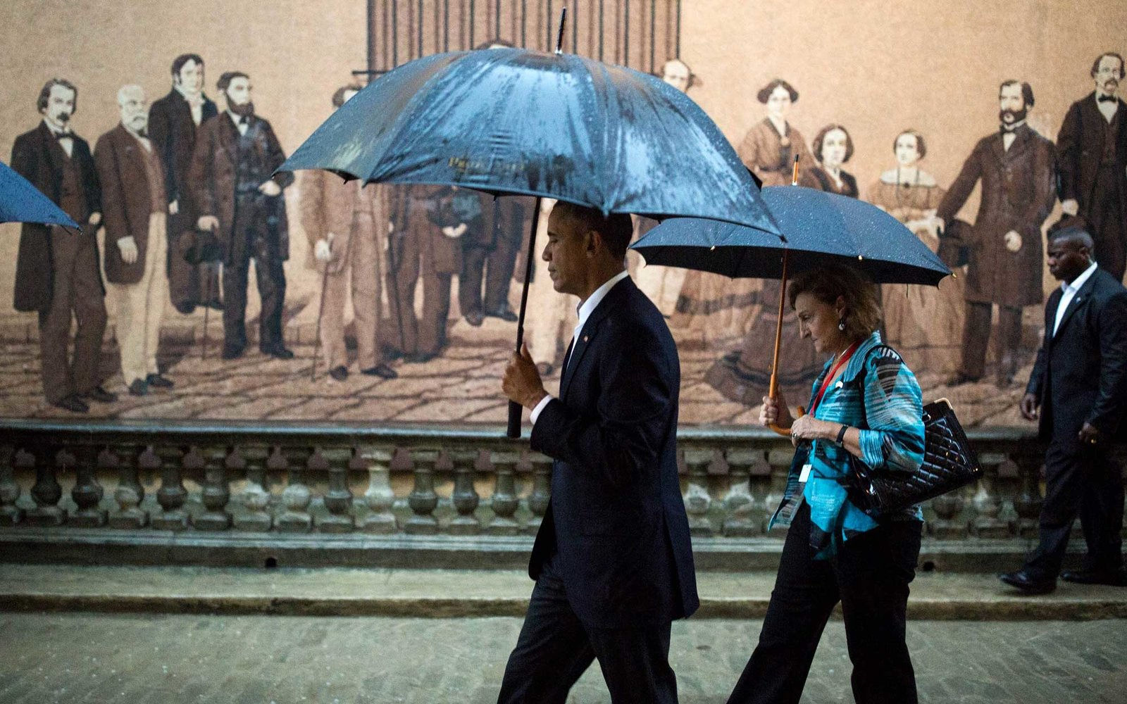 Obama's Historic trip to Cuba