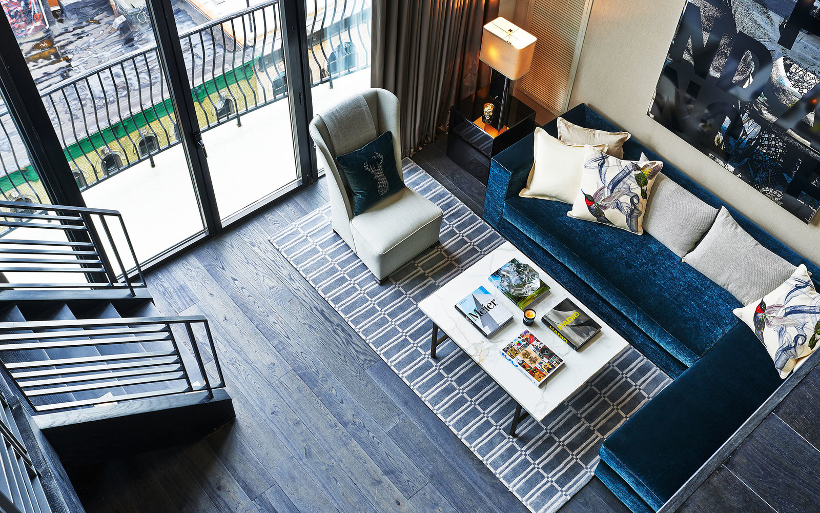 New Penthouses