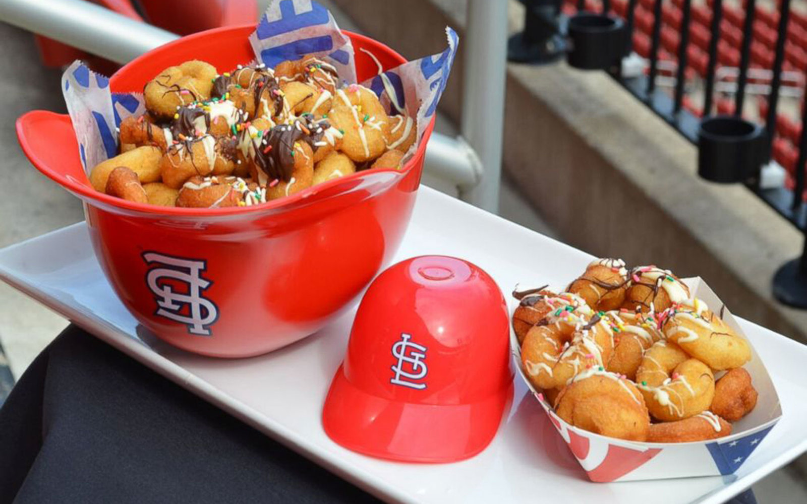 MLB's Craziest New Food