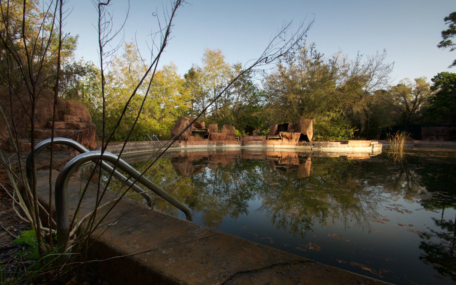 abandoned disney water park