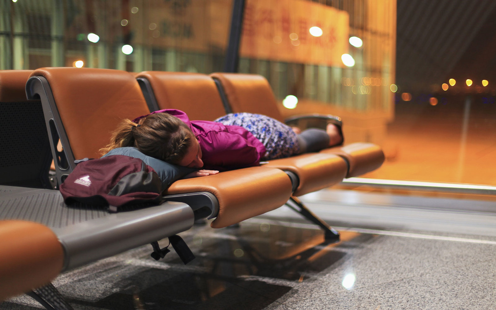 This All-Natural Cure for Jet Lag May Be the Best Thing Ever