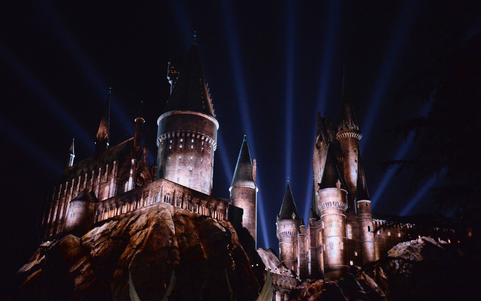 Universal Studios Hollywood Hosts The Opening Of  The Wizarding World Of Harry Potter  - Inside