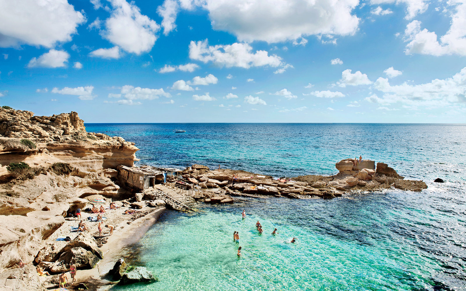 Next To Ibiza, Discover A Quiet Sliver Of Paradise