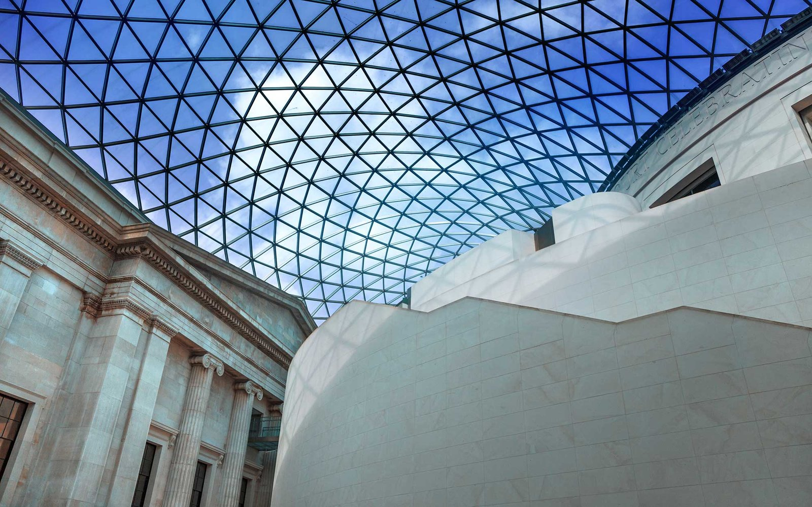 Queen Elizabeth II Great Court, British Museum