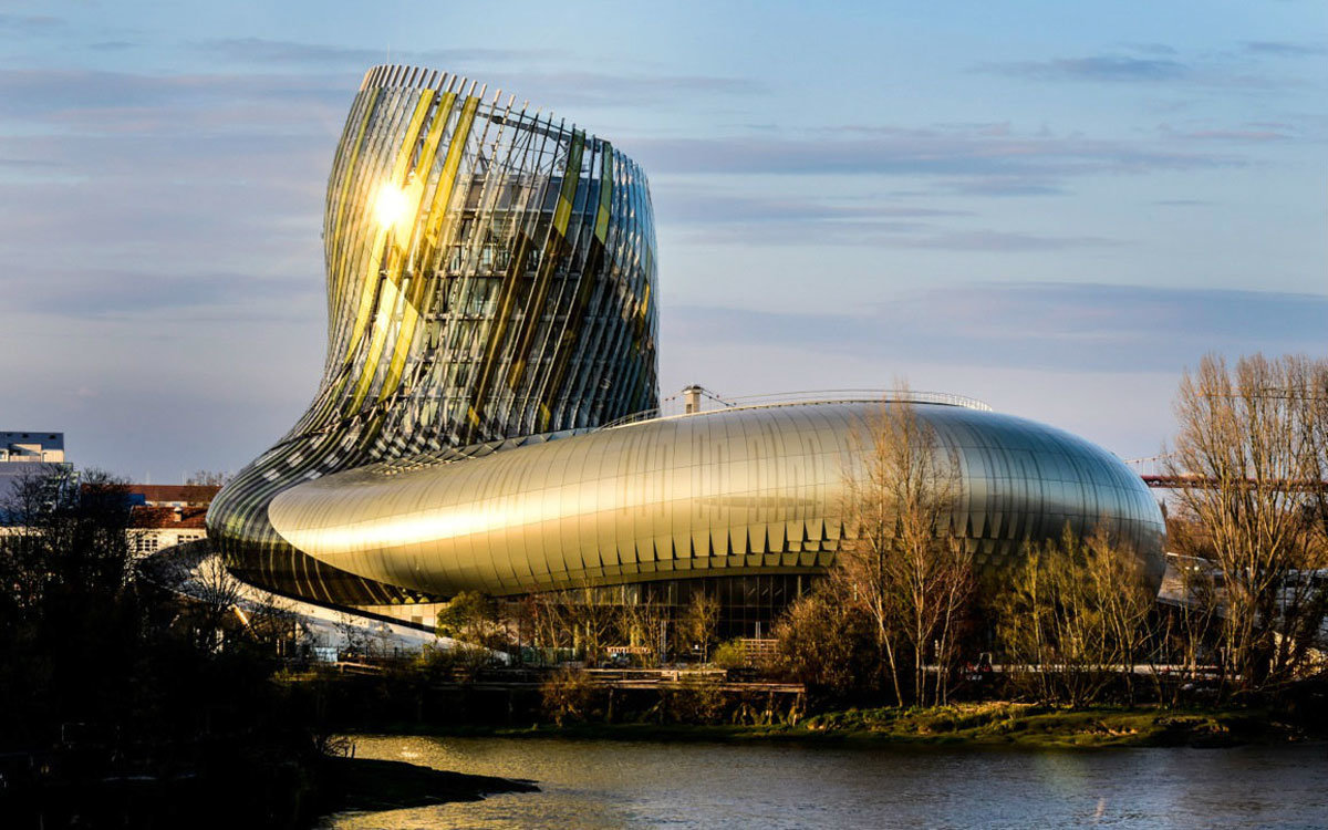 Cite du Vin Bordeaux