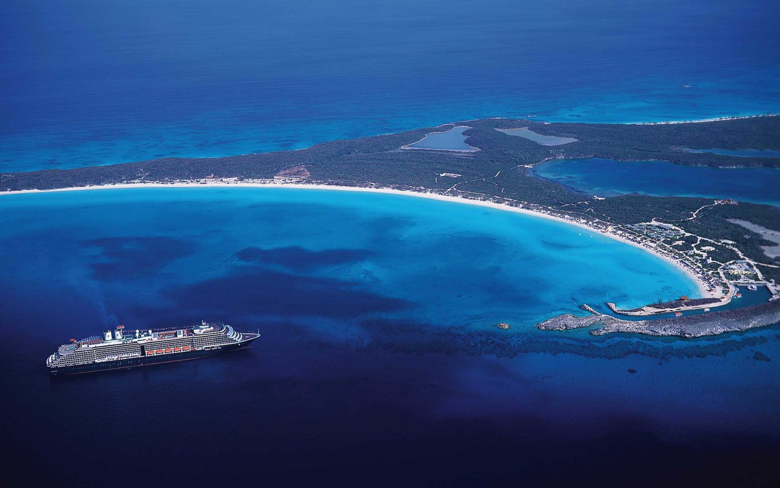 Holland America Half Moon Cay