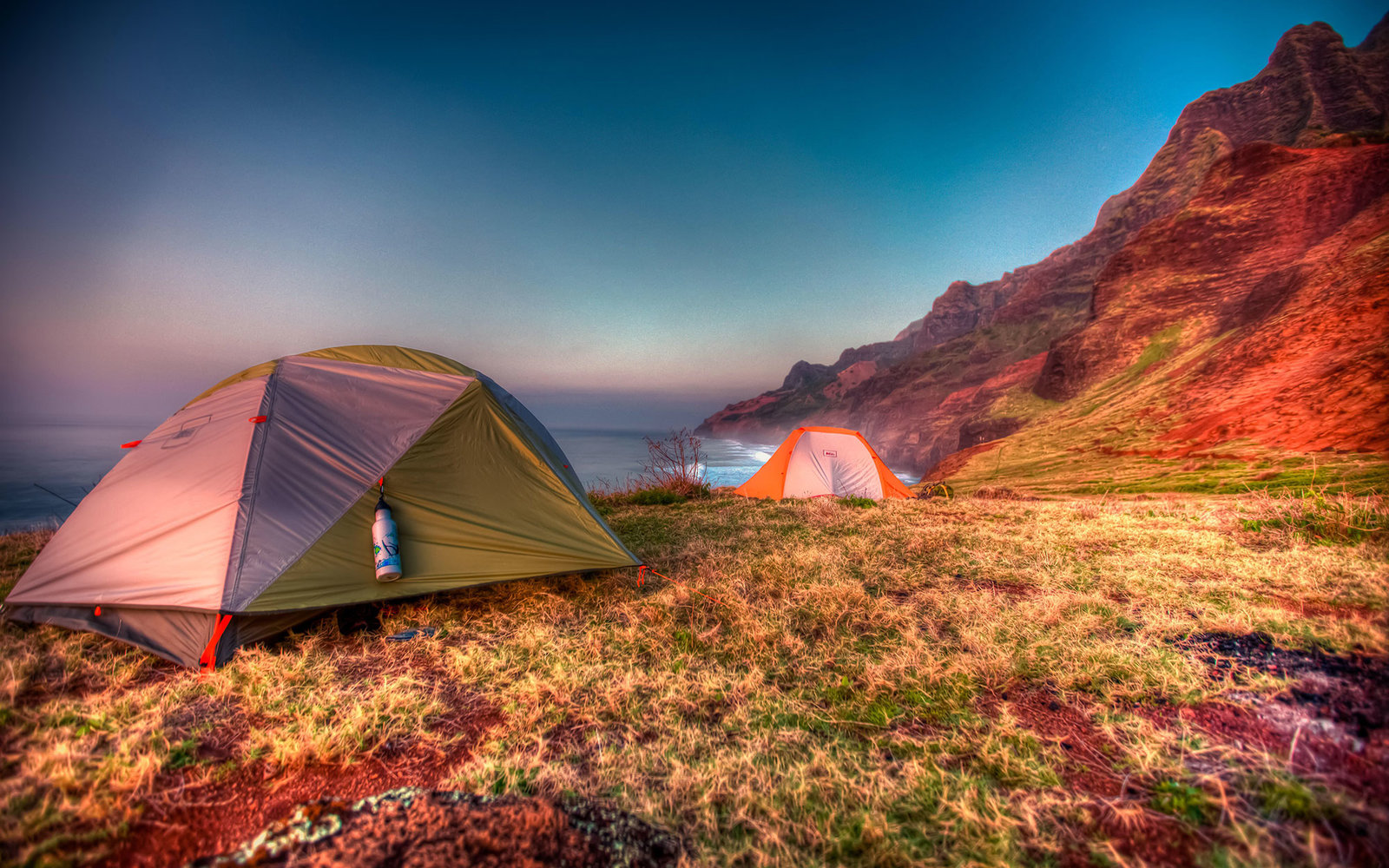 Illegal Campsites On Hawaii S Beaches Travel Leisure