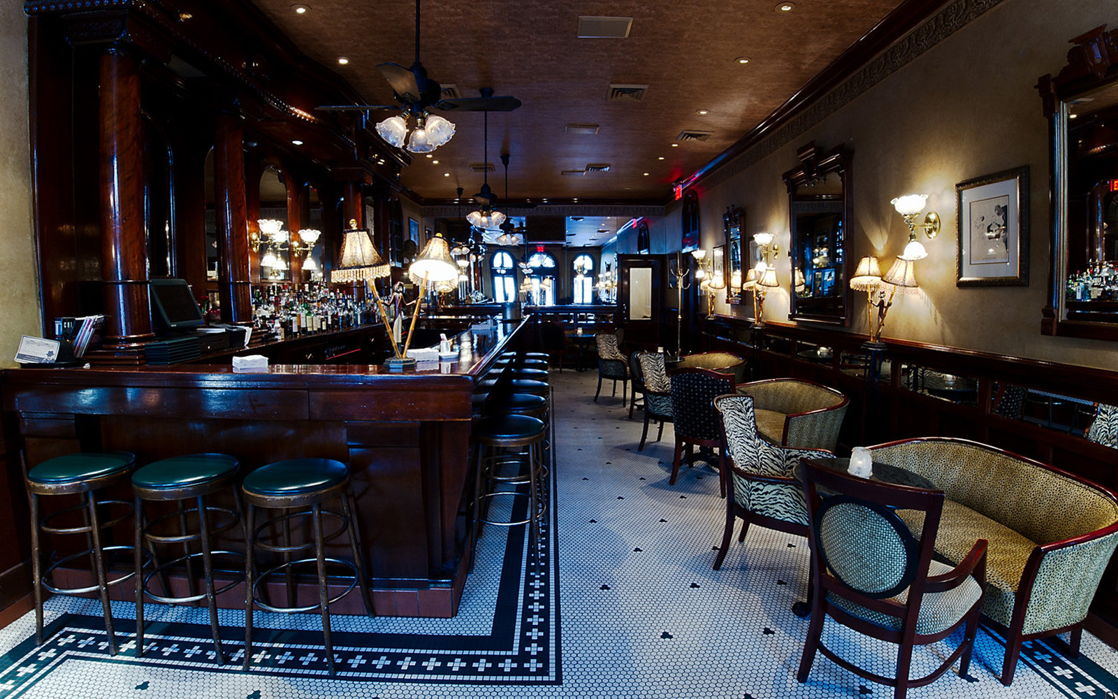 French 75 Bar Travel Leisure