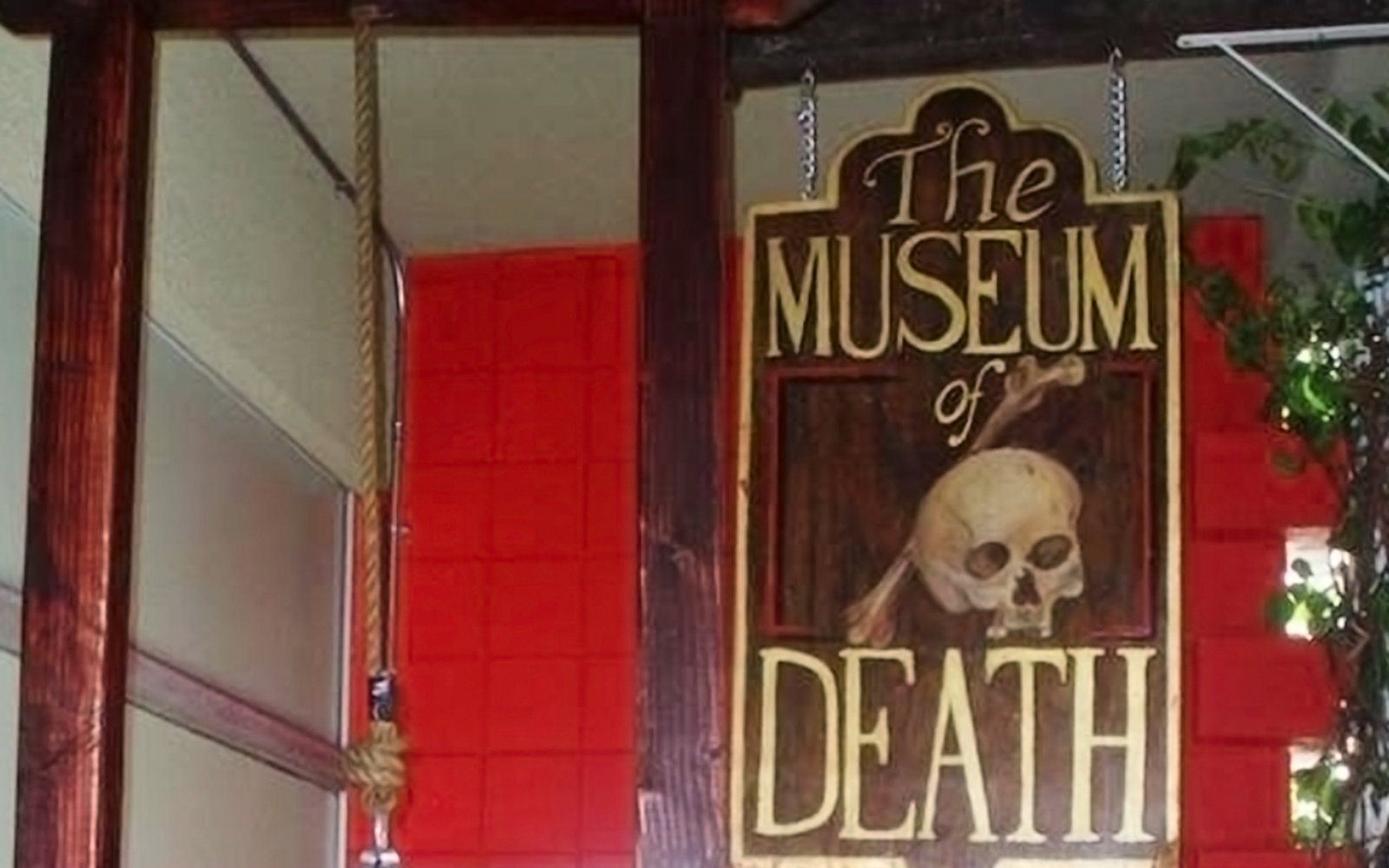 Museum Of Death Travel Leisure