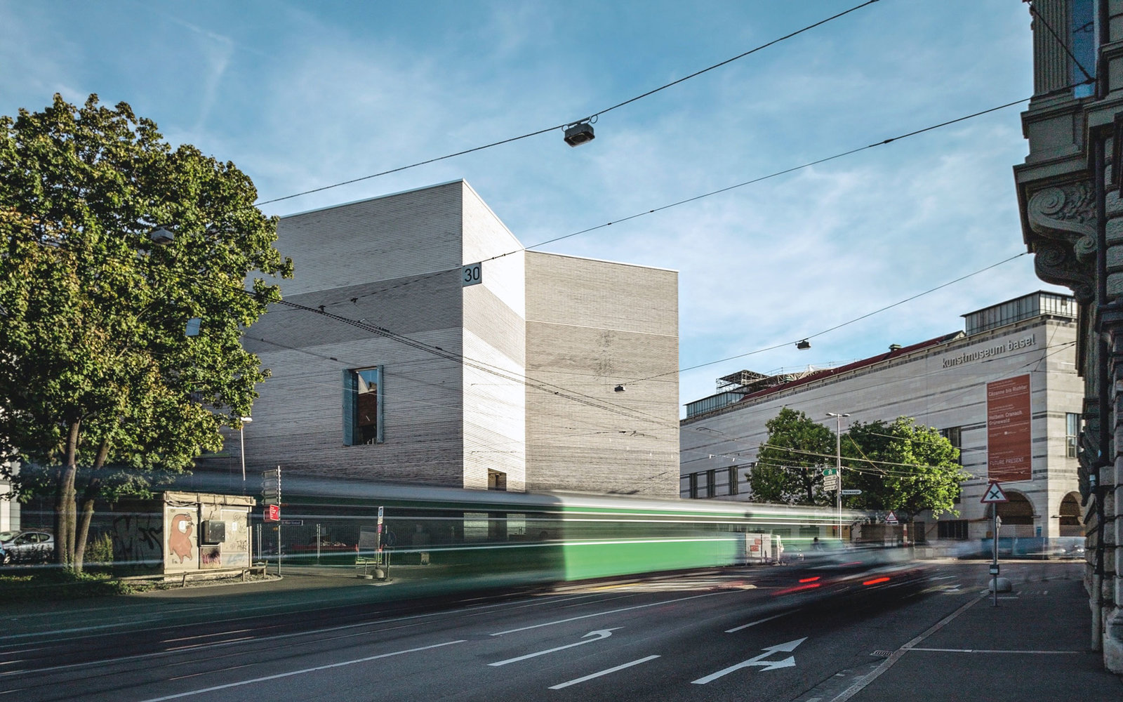 Kunstmuseum Basel Switzerland
