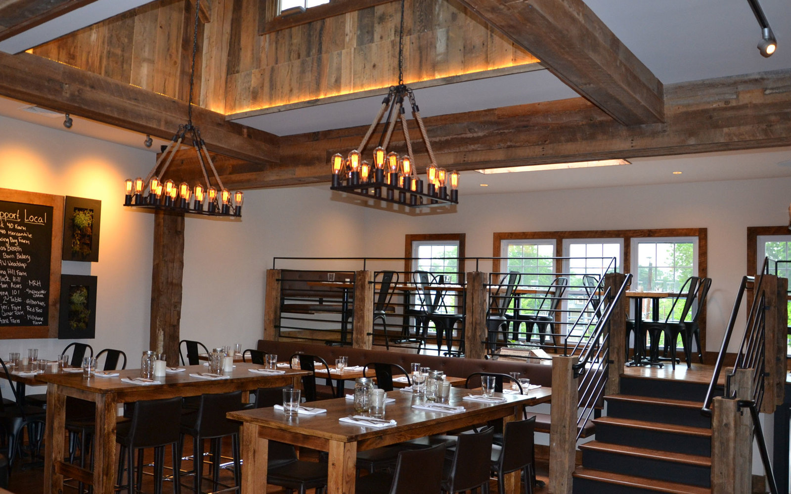 the best eco friendly farm to table restaurant in every state