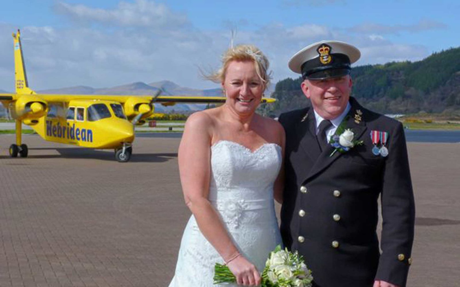 rhona mcwilliam wedding