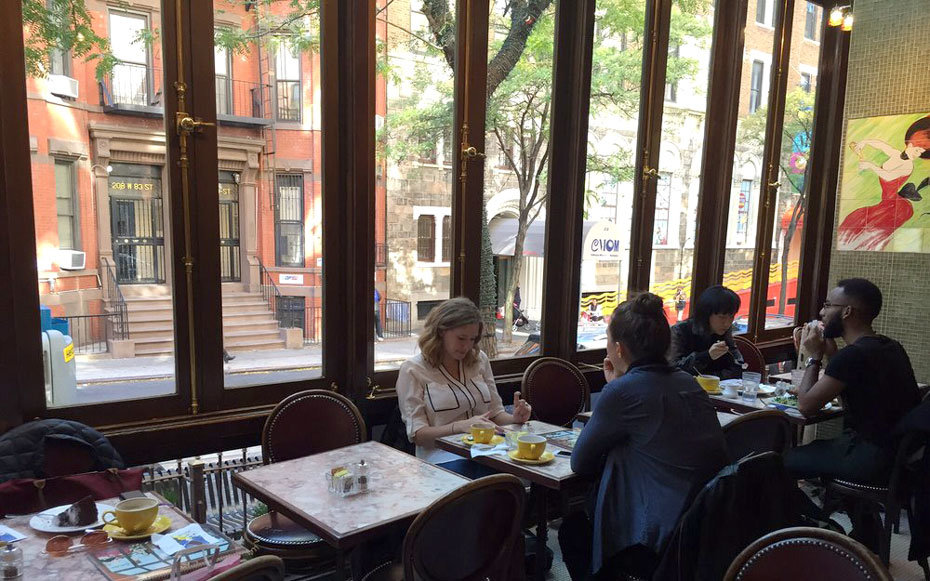 Cafe Lalo New York