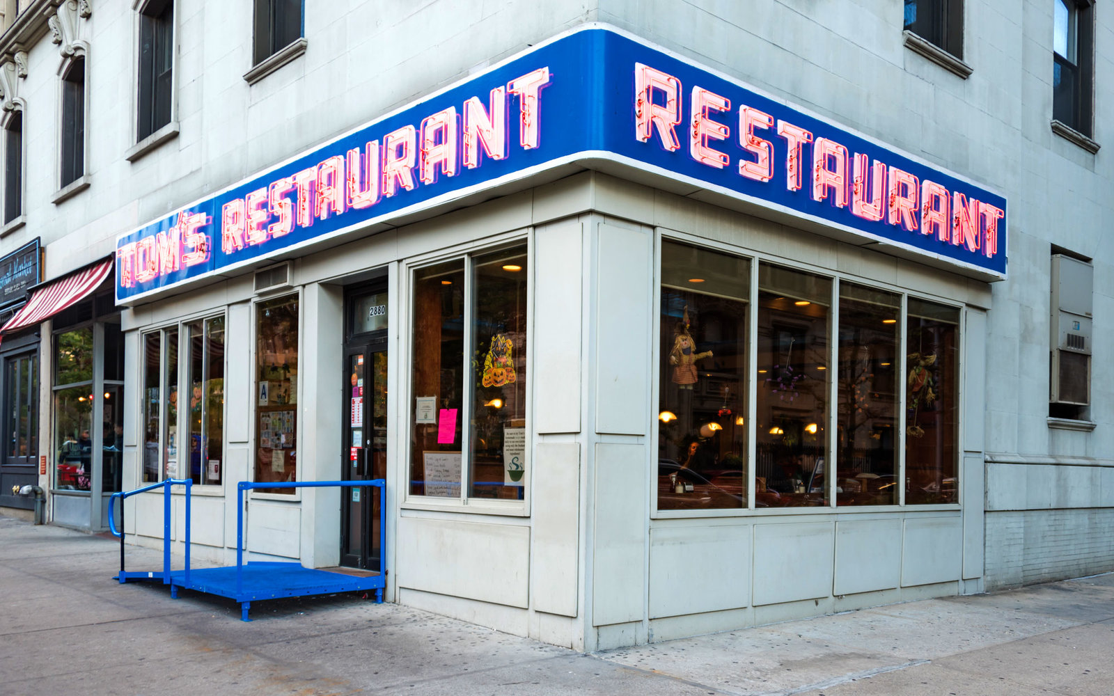 Seinfeld Restaurant New York
