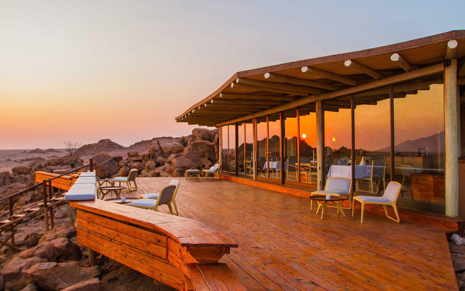 Namibia Exclusive Sorris Sorris Camp