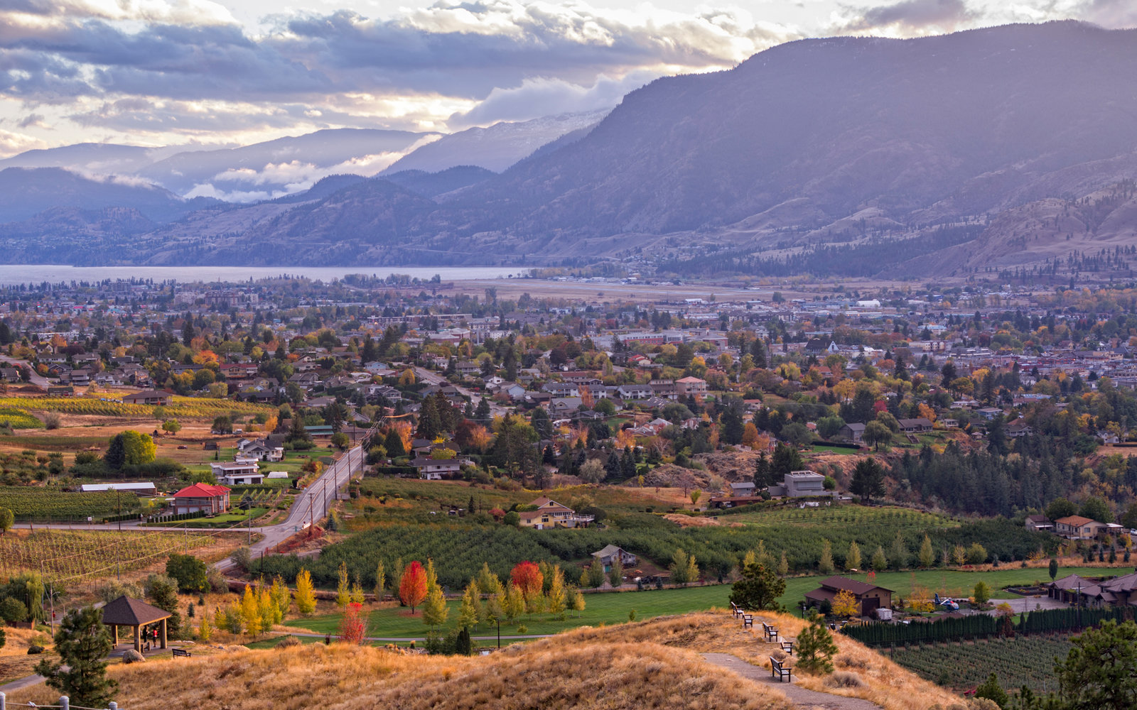 Okanagan Valley British Columbia Canada