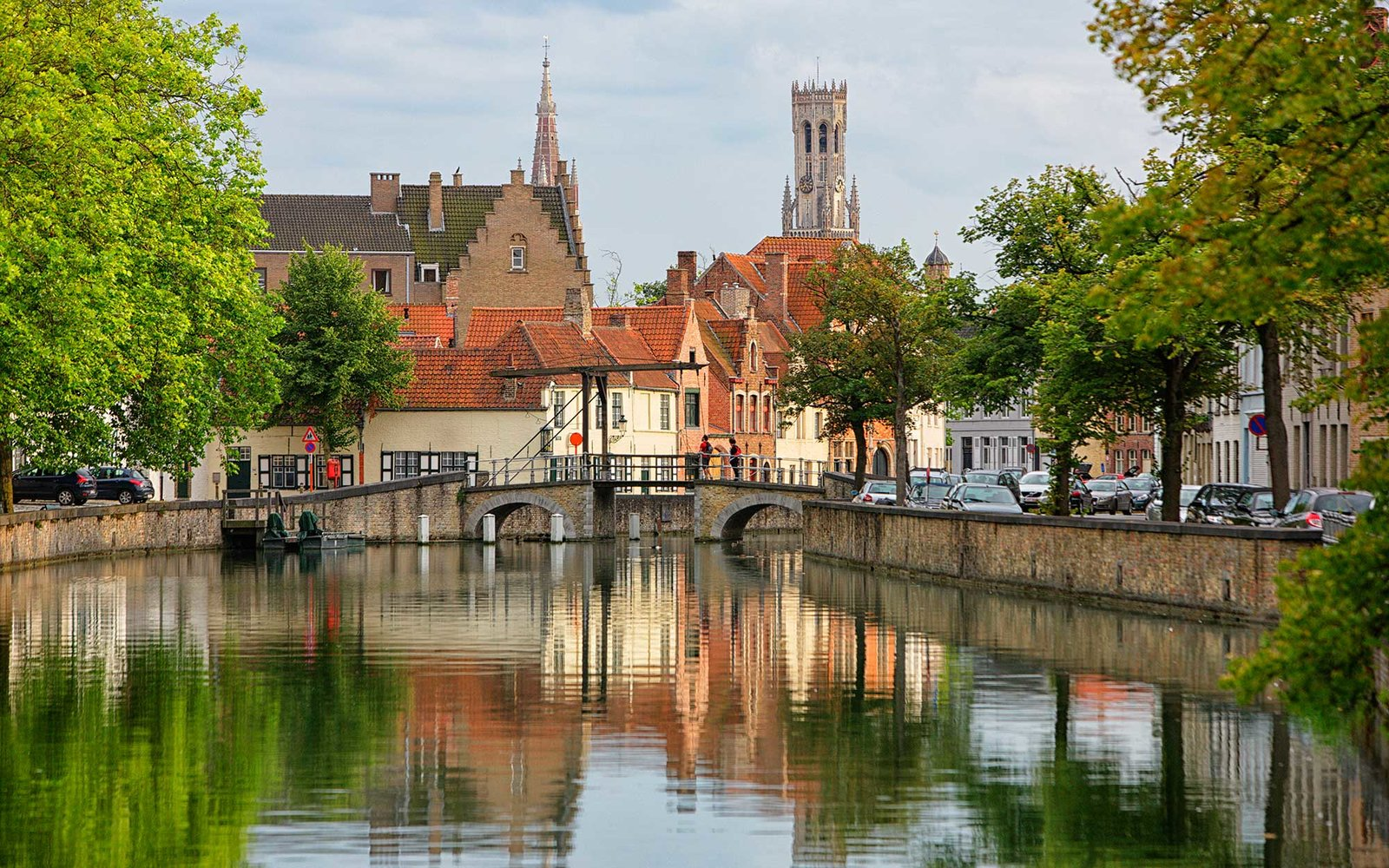 churches of Bruges
