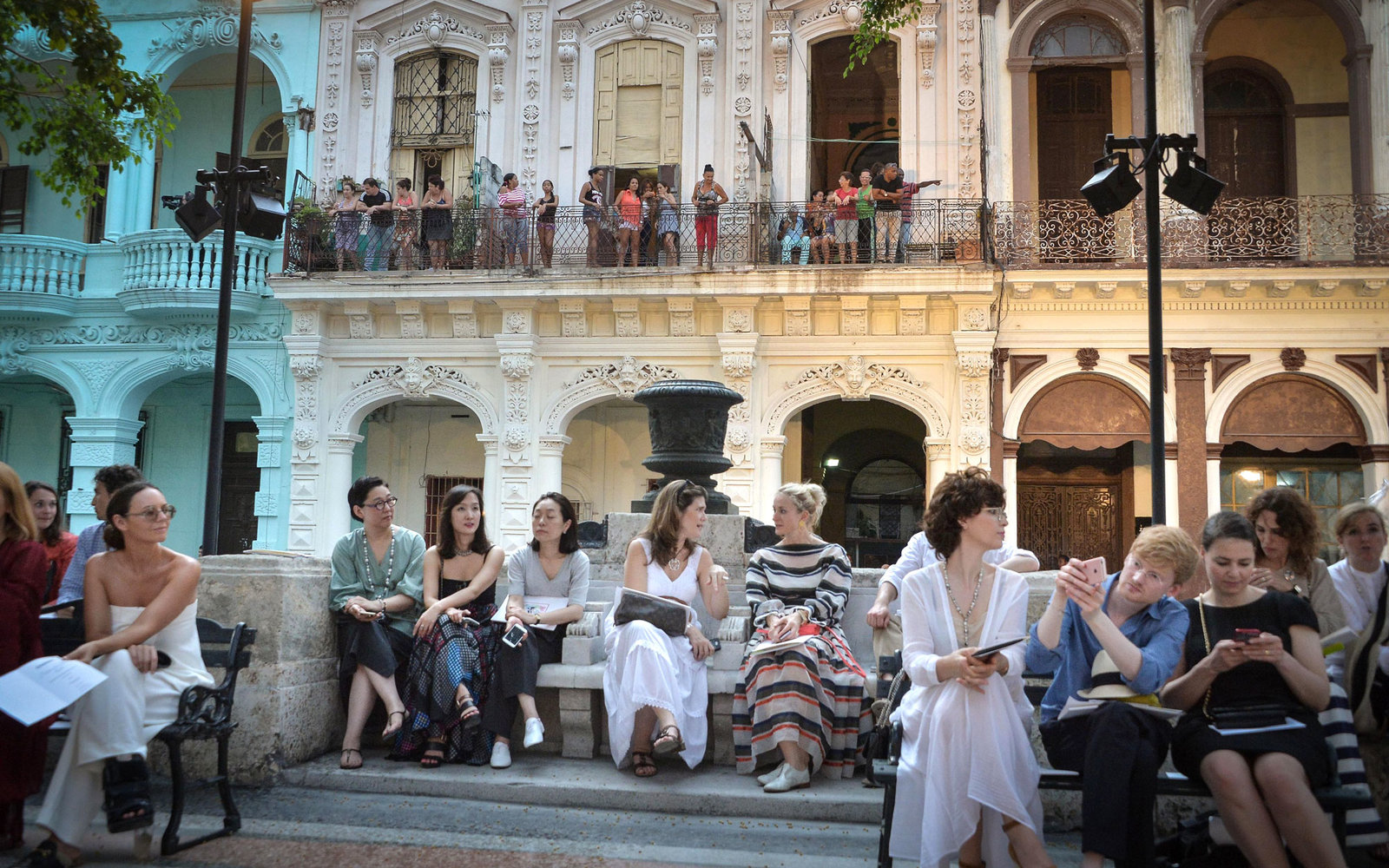 Chanel Hosts First Fashion Show in Cuba | Travel + Leisure