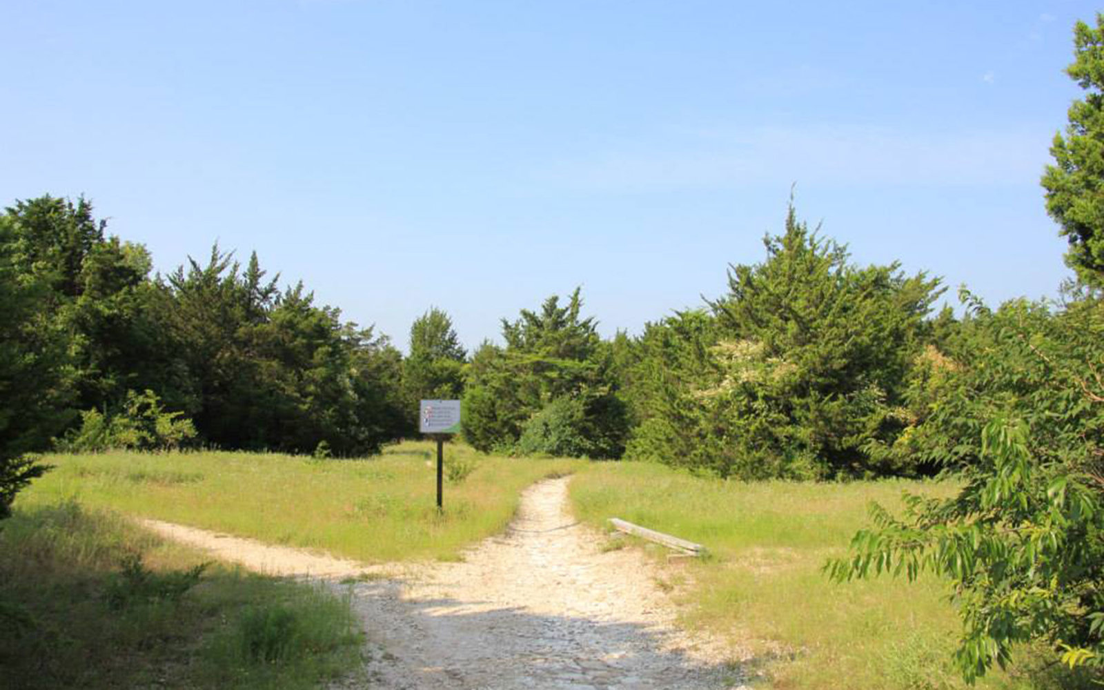 The Five Best Hikes In and Around Dallas