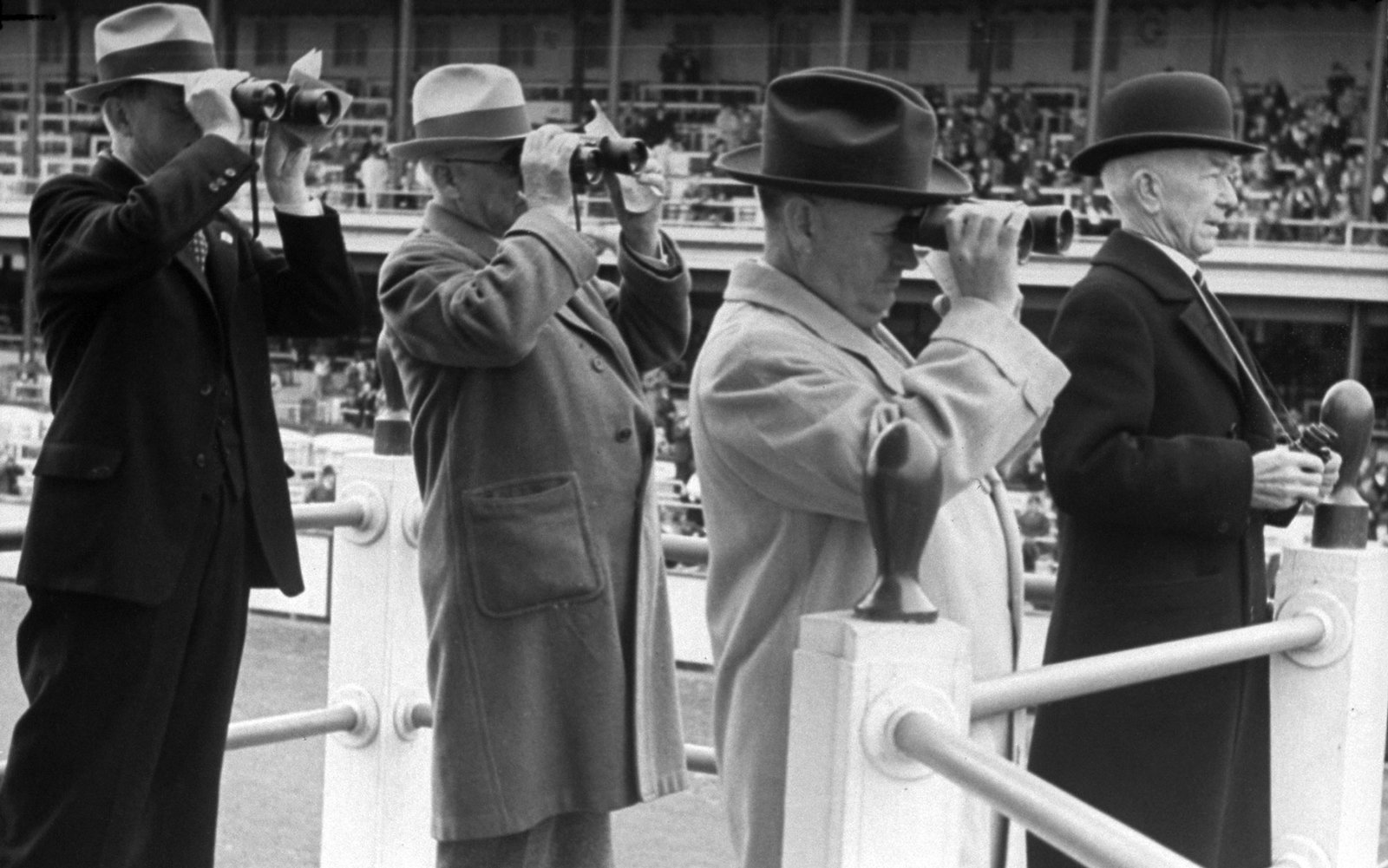 Stewards of the Kentucky Derby, 1937
