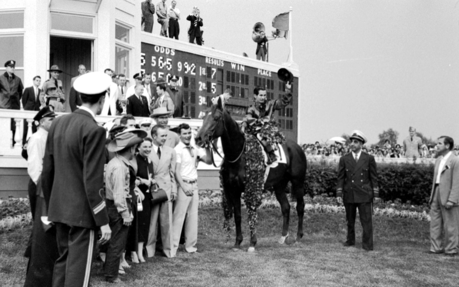 Kentucky Derby Winners 1955