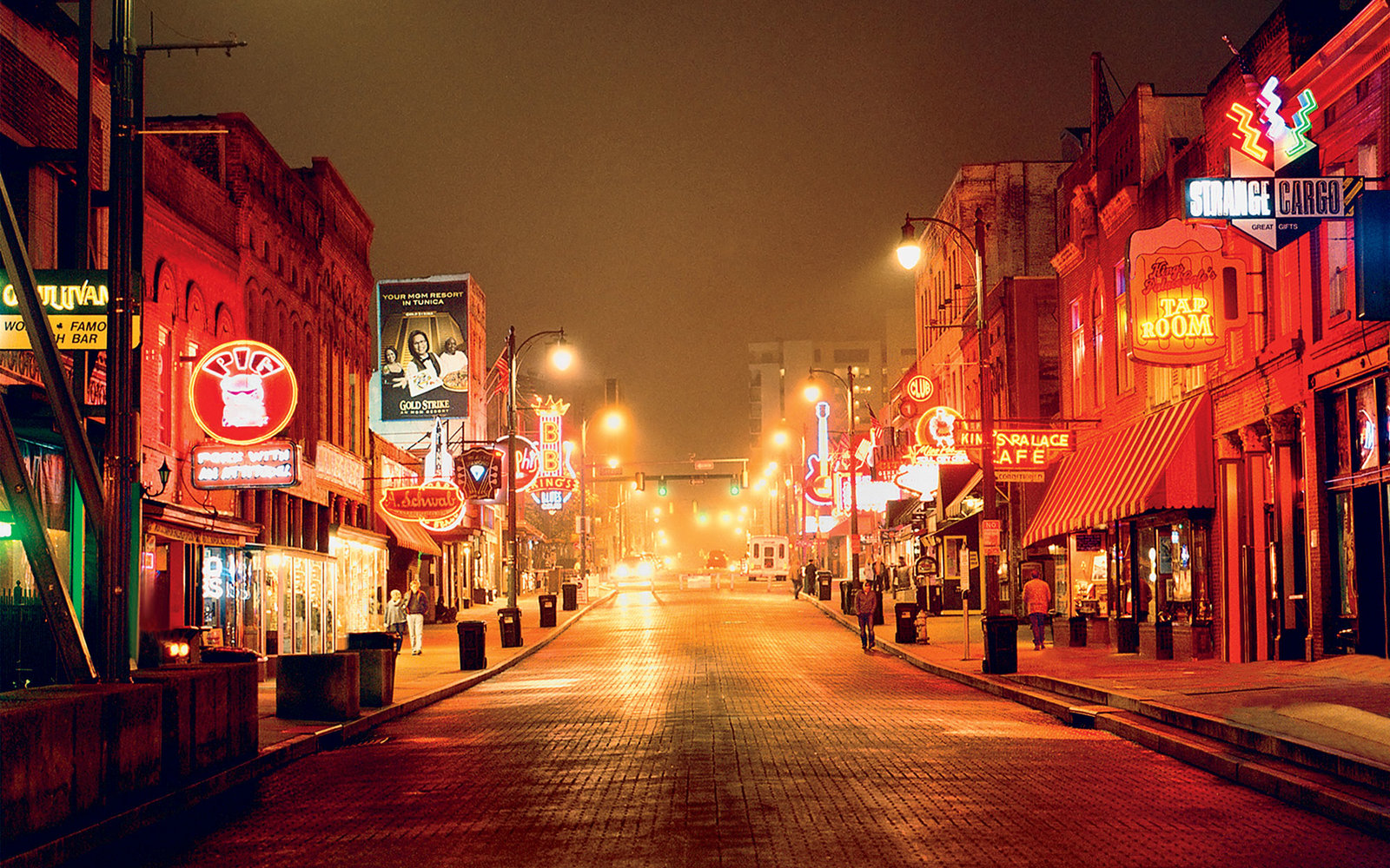 memphis is the south s hottest city travel leisure
