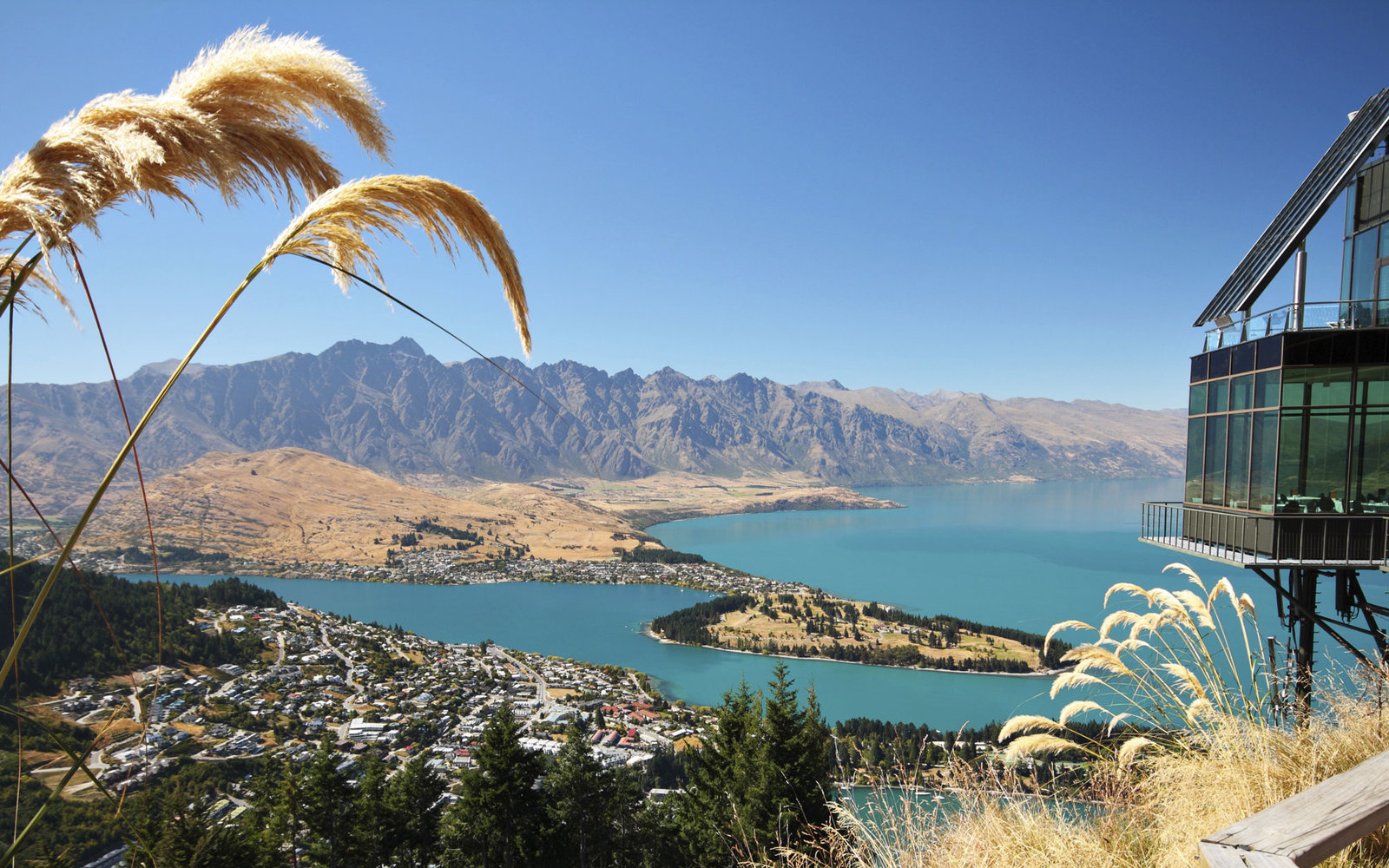 No. 2: Queenstown, New Zealand