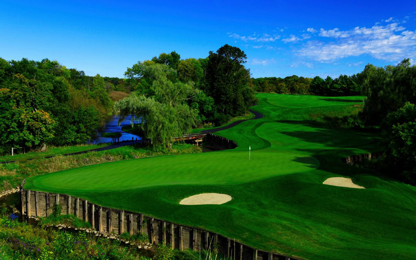 No. 3: American Club at Destination Kohler, Kohler, Wisconsin