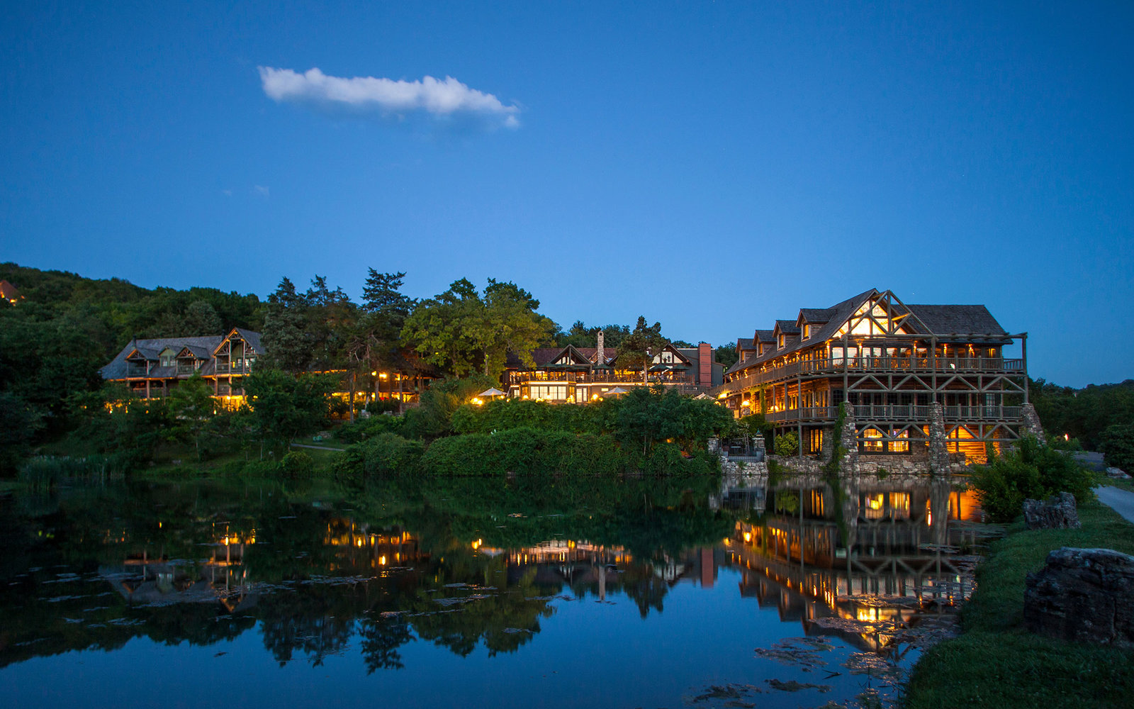 Big Cedar Lodge Branson Missouri