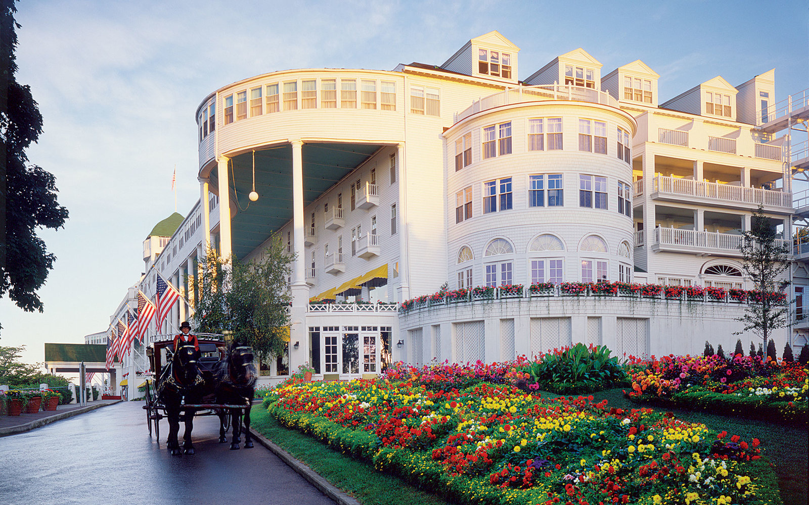 No. 4: Grand Hotel, Mackinac Island, Michigan