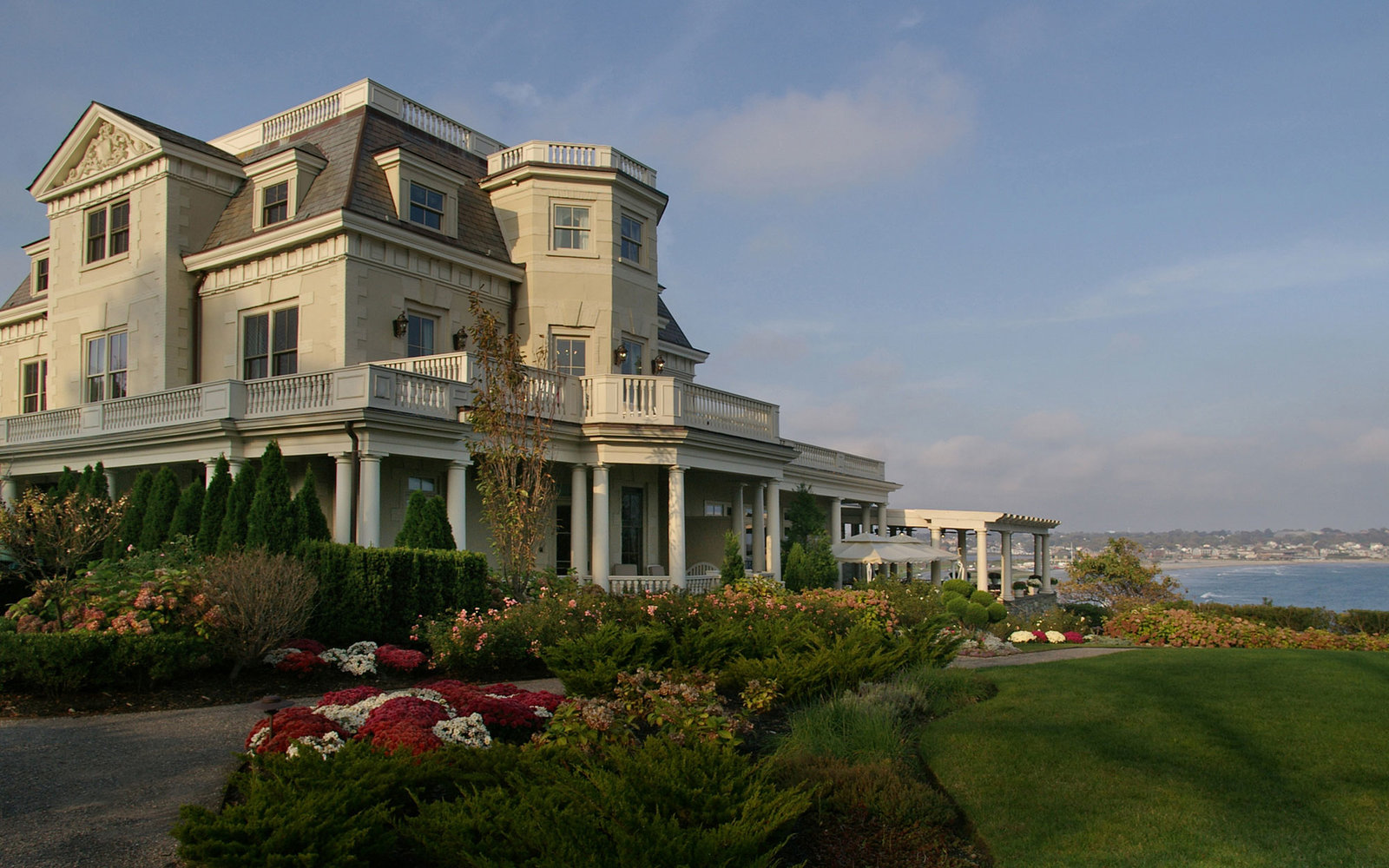 2. Chanler at Cliff Walk in Newport,   Rhode Island