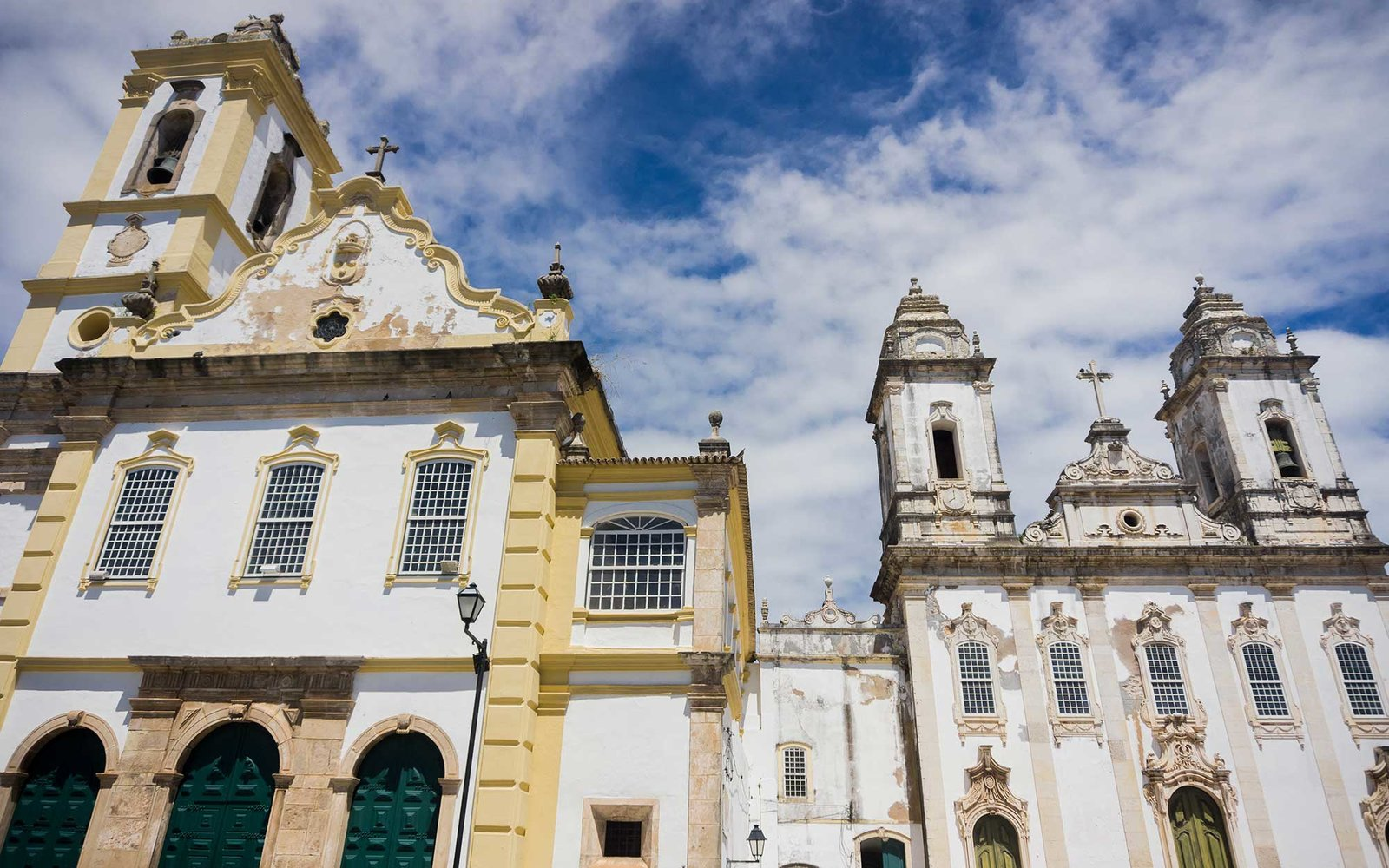 Brazil, Salvador de Bahia, Church in Pelourinho