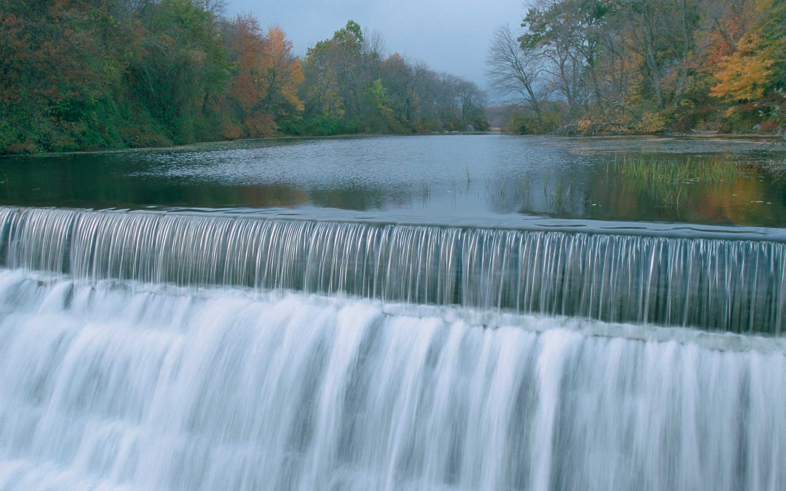Falls in Blackstone River Valley National Heritage Corridor