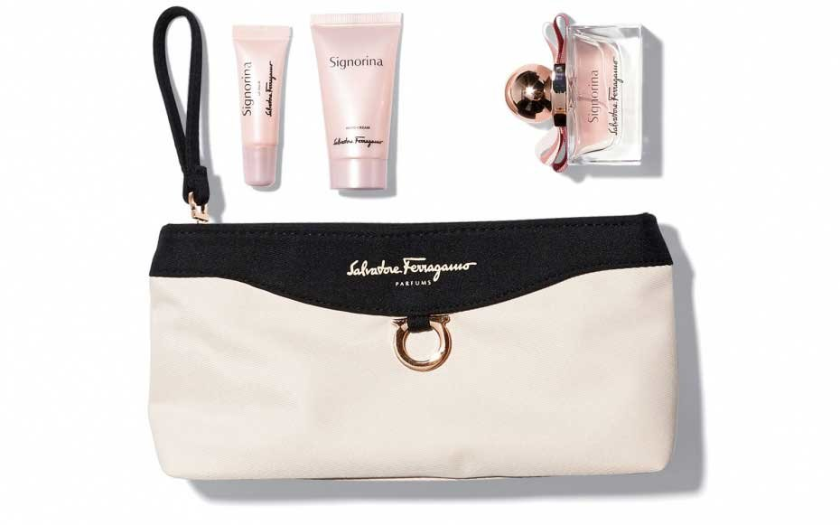 Salvatore Ferragamo Amenity Kits