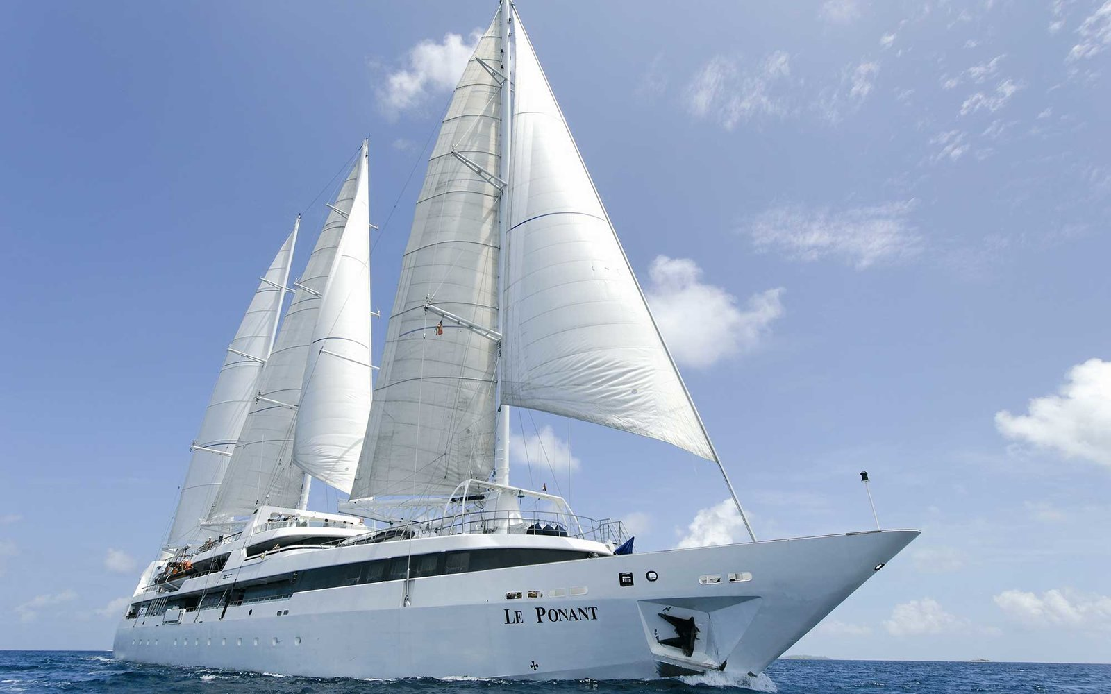 No. 4: Ponant Yacht Cruises & Expeditions