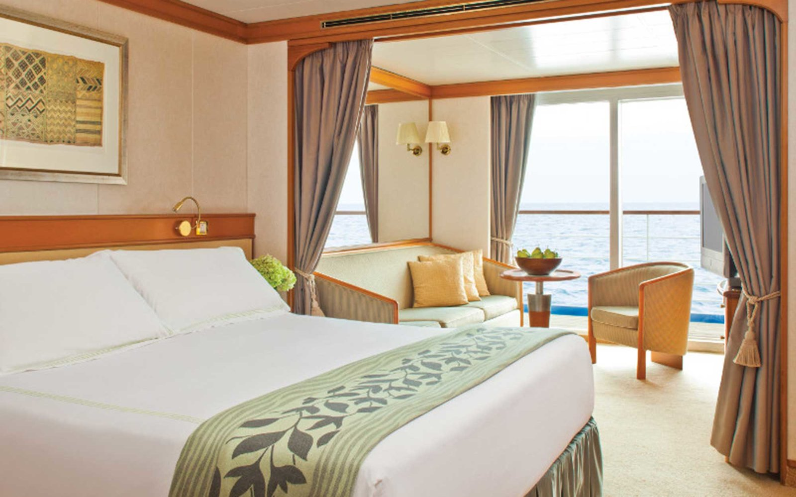 No. 5: Regent Seven Seas Cruises