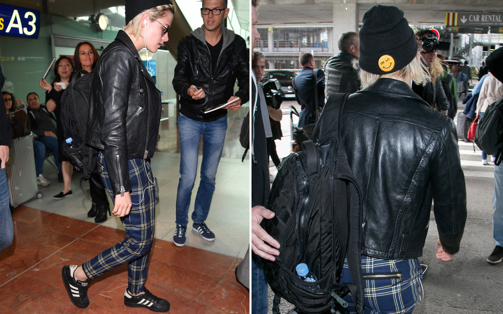 Cannes Film Festival Airport Style