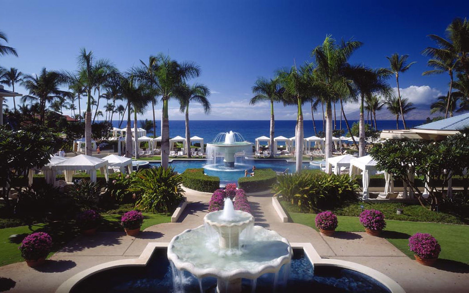 No. 5: Four Seasons Resort Maui at Wailea
