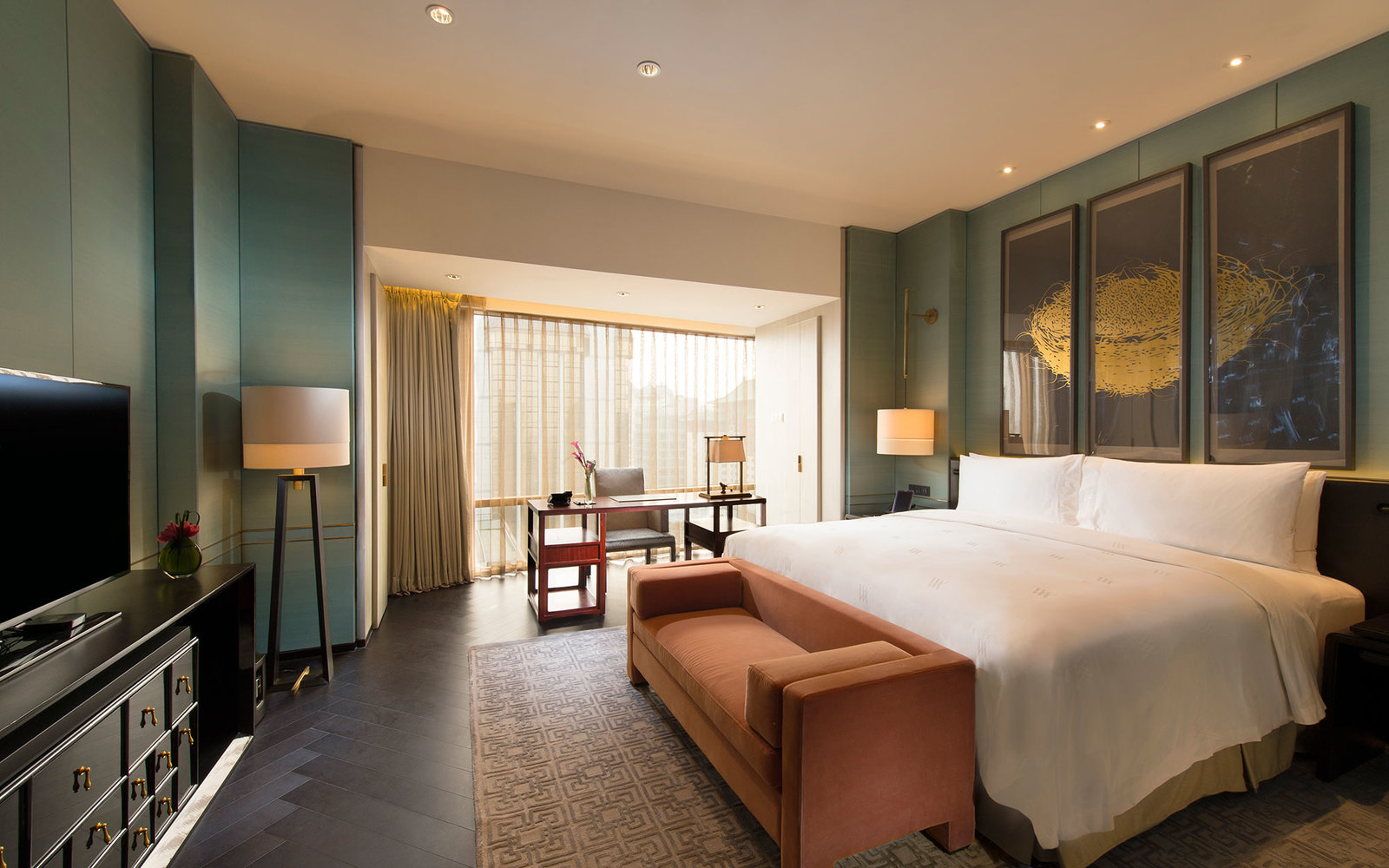 No. 10: Waldorf Astoria Beijing