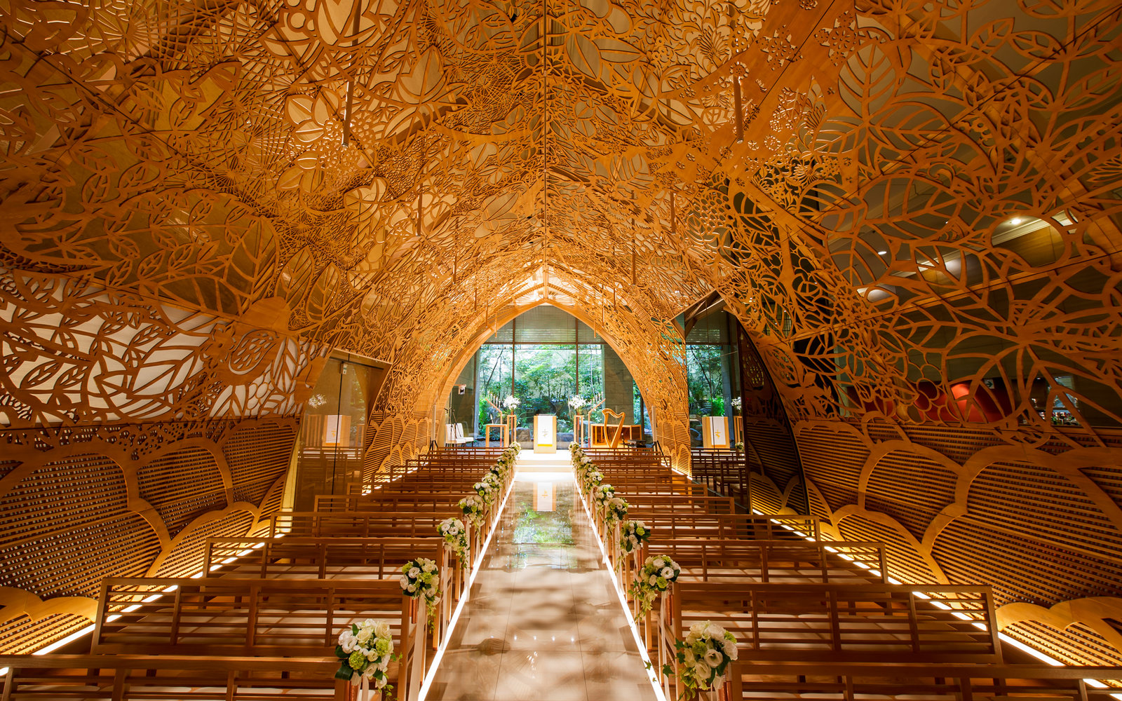 Beautiful Hotel Wedding Chapels Travel Leisure