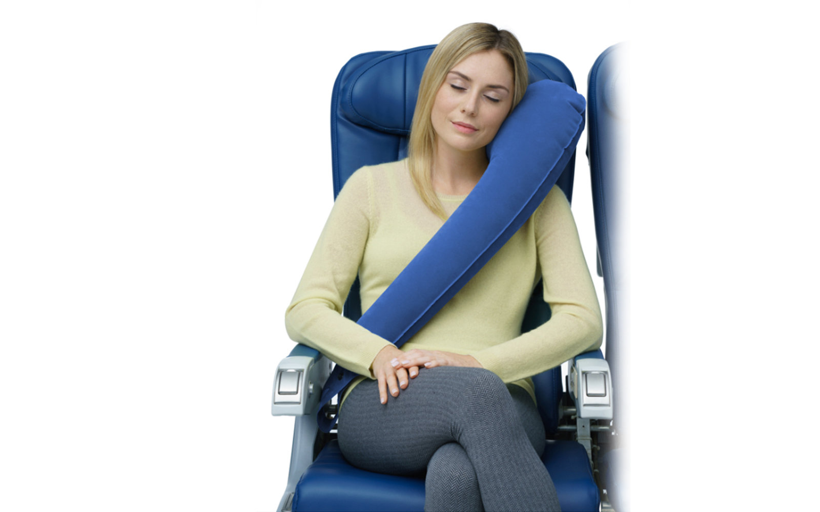 best travel neck pillow 14 Best Travel Pillows   Neck Support for the Airplane | Travel +  best travel neck pillow