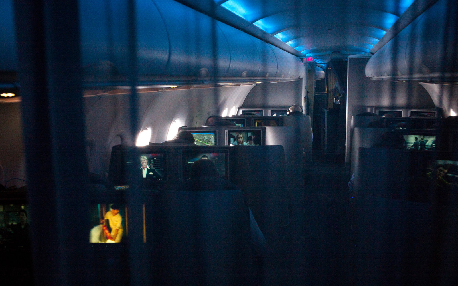 The Secret Airplane Bedrooms Most Passengers Never Get to See